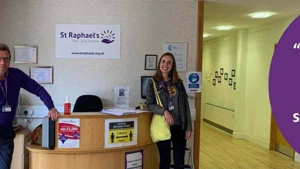 Our volunteer hospice neighbours are just a phone call away