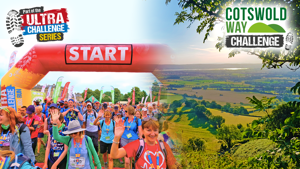 Ultra Challenge - Cotswold Way